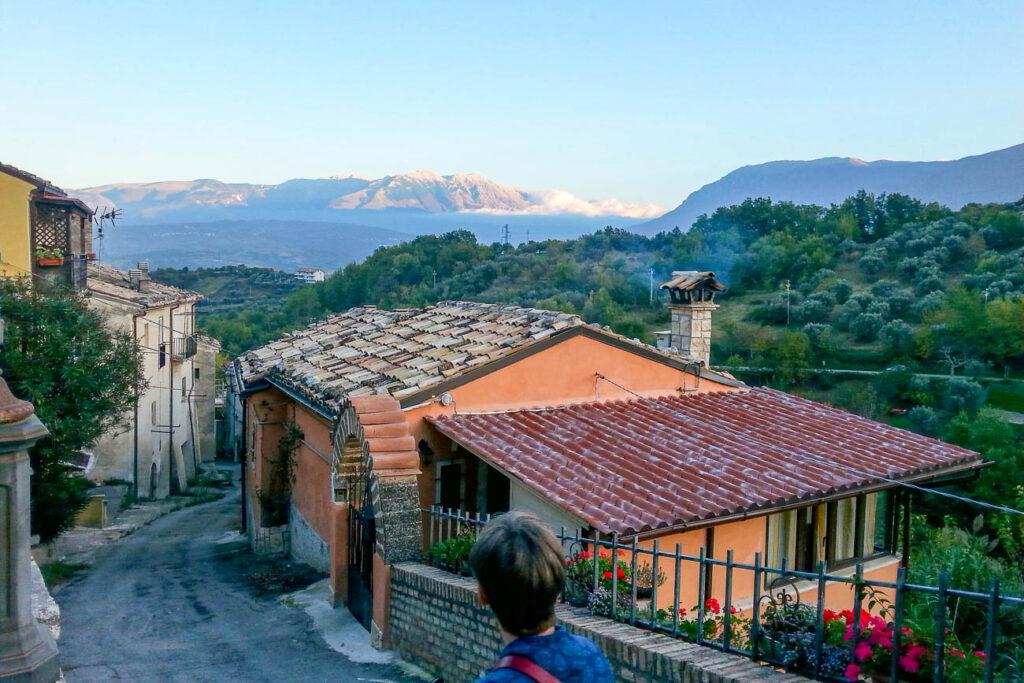 Jag pratar om tulpaner, narcisser och andra lökar, samt inte minst trädgårdsresor i Italien.